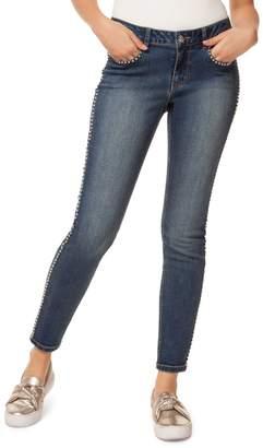 Dex Stud Skinny Jeans