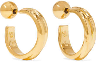 Sophie Buhai - Gold Vermeil Hoop Earrings