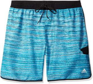 "adidas Men's Big and Tv Noise 10"" Inseam Volley Swim Trunk"