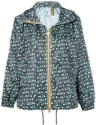 K-Way Paulette Poly jacket