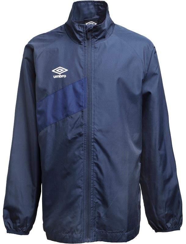 Junior Boys Teamwear Training Shower Jacket Dark Navy/Blueprint