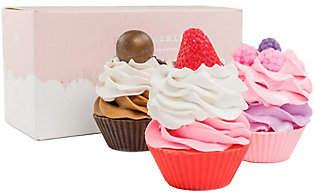 Soap Cherie Mini Trio Cupcake Soap Set