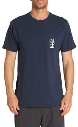 Billabong High Desert Graphic Pocket T-Shirt