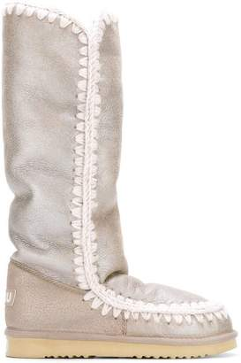 Mou 'Eskimo' knee lenght boots