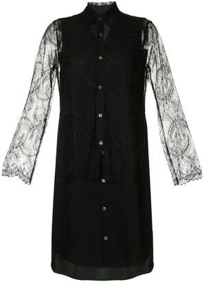 Y's mid-length shirt dress