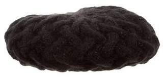 Eugenia Kim Metallic Knit Beanie