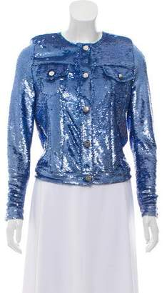 IRO 2018 Dalome Sequin Button-Up jacket w/ Tags