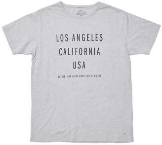Apolis アポリス ロサンゼルスクルーネックTシャツ