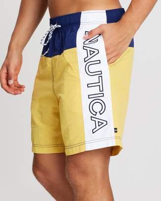 Nautica Heritage Colourblock Swim Shorts