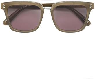 Stella McCartney Eyewear square sunglasses