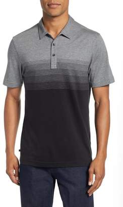 Travis Mathew Smoothie Machine Short Sleeve Regular Fit Polo Shirt