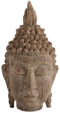 World Menagerie Fontainebleau Buddha Head Decor