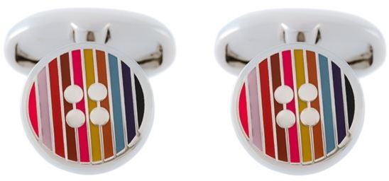 Paul Smith Paul Smith button cufflinks