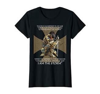 Womens Christian Cross Gifts Her Women Mom Religious Verse Sayings T-Shirt