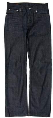 Hermes Straight-Leg Jeans