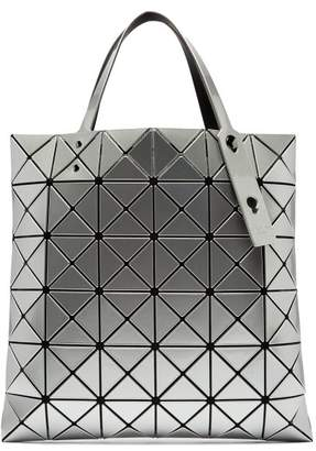 4d5b8a63aaec Bao Bao Issey Miyake Lucent Gloss Tote - Womens - Silver