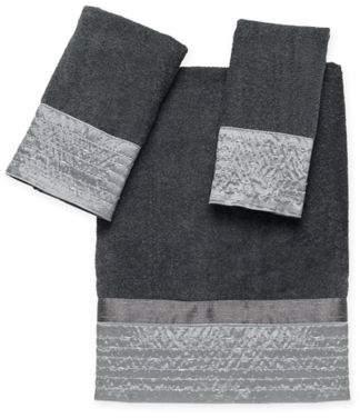 Lexington Fingertip Towel in Granite