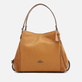 Coach Women's Edie 31 Shoulder Bag - Caramel