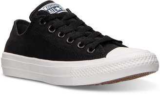 Converse Women's Chuck Taylor All Star II Ox Casual Sneakers from Finish Line $69.99 thestylecure.com