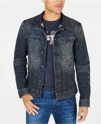 G Star Mens Motac Denim Jacket, Created for Macy's
