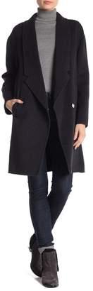 GUESS Shawl Single Button Coat