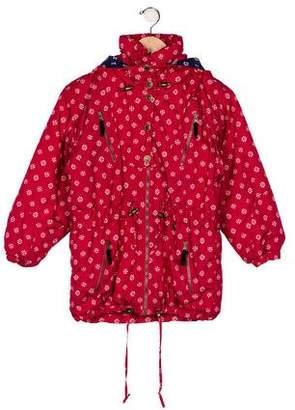Obermeyer Girls' Printed Parka Jacket
