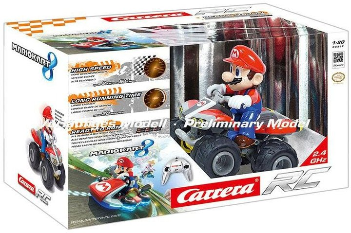 Carrera Nintendo Mario Kart 8, Mario Vehicle