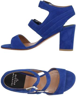 Rita sandals - Blue Laurence Dacade