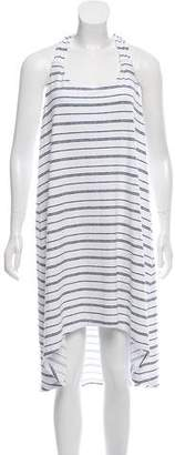 Heidi Klein Striped Sleeveless Dress