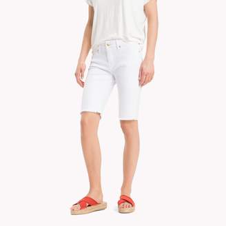 Tommy Hilfiger Skinny Fit Denim Bermuda Short