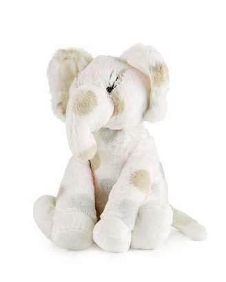 Little Giraffe Little ETM Plush Polka-Dot Elephant, Pink