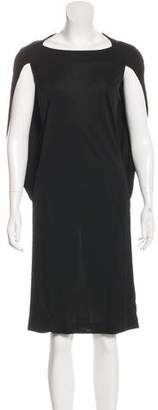 Martiniano Sleeveless Knee-Length Dress