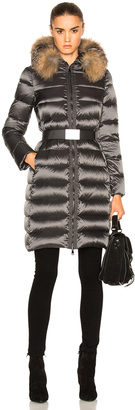 Moncler Tinuviel Giubbotto Jacket $2,155 thestylecure.com
