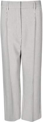MM6 MAISON MARGIELA Checkered Trousers