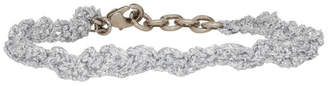 Silver Angel Bracelet