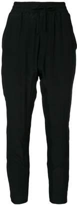 Haider Ackermann elasticated waist trousers
