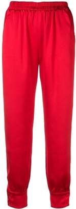 Styland casual tapered trousers