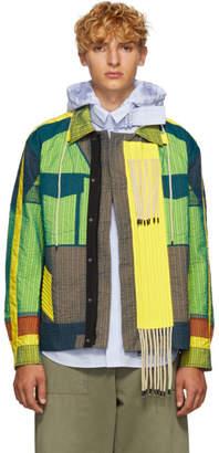 Craig Green Yellow Tent Jacket