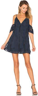 Lovers + Friends Wishful Dress in Navy $248 thestylecure.com