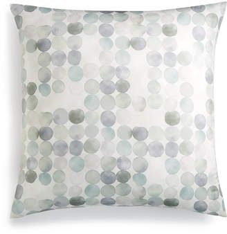 Hotel Collection Seaglass Cotton Seafoam European Sham