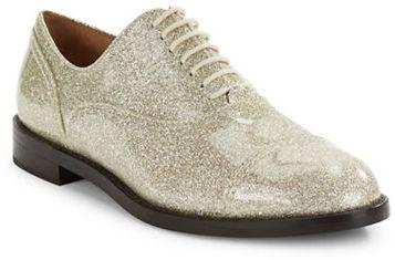 Marc JacobsMarc Jacobs Clinton Patent Lace-Up Shoes