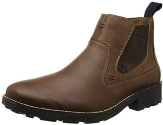 Rieker Men's 36062 Chelsea Boots, (Brown 25), 45 EU