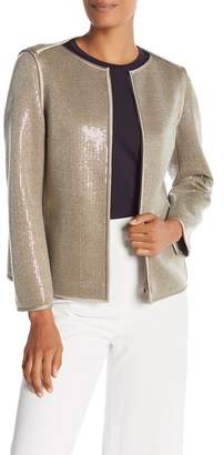 Lafayette 148 New York Keaton Sequin Jacket