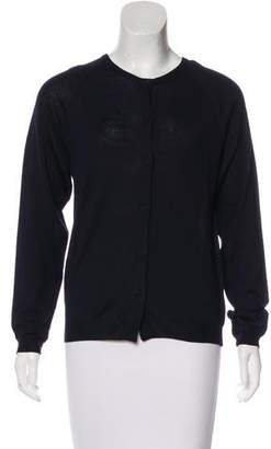 Bottega Veneta Wool Knit Cardigan
