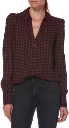 Paige Enid Check Shirt