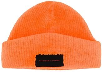 Alexander Wang knitted beanie hat
