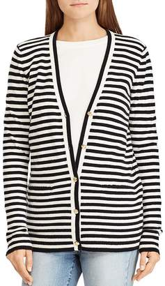 Ralph Lauren Striped Cashmere Cardigan - 100% Exclusive