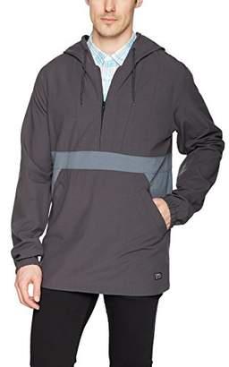 O'Neill Men's Venture Overdye Anorak Jacket
