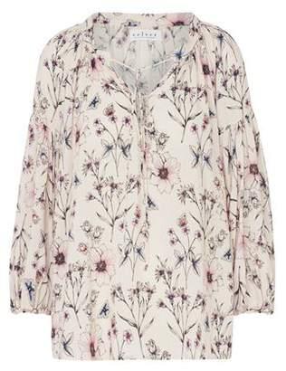 Velvet Sandrine Top in Flora