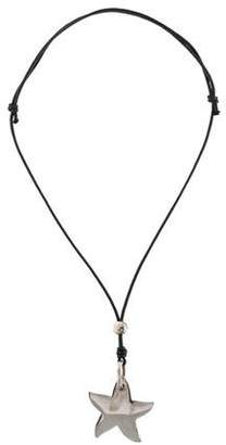 Dodo Starfish Pendant Necklace